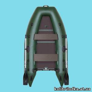 Надувная моторная лодка KМ-280DL